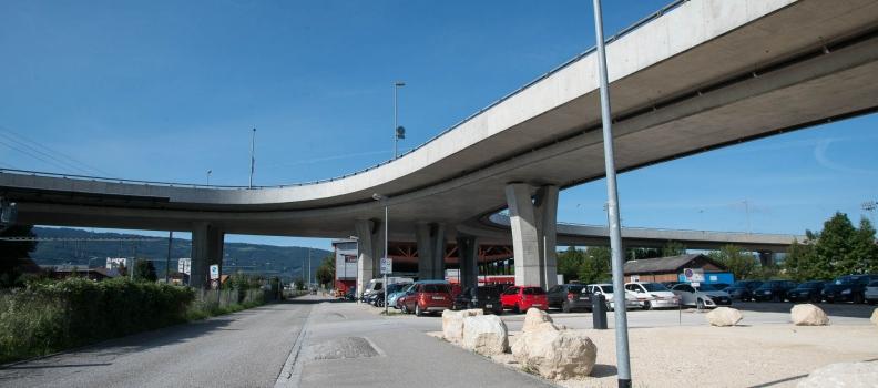 Pont de la Blancherie – Delémont