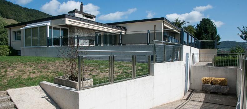 Quelques exemples de maison