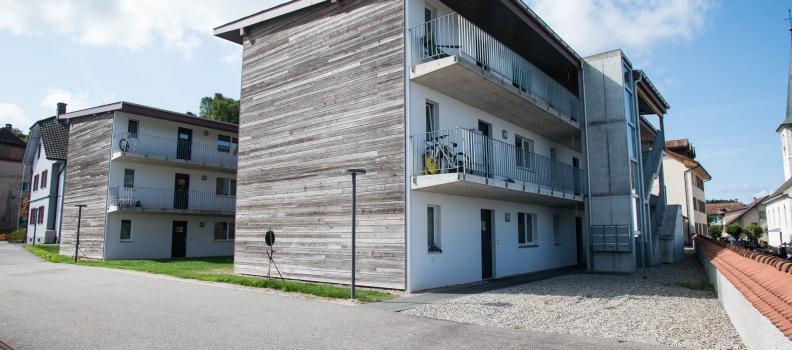 Appartements adaptés à Cornol